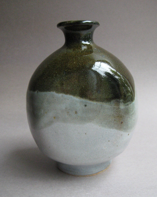 Sake Bottle Or Vase John Miller Portland Or Item 1230997