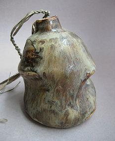 Hanging Vase, Kakehanaire, Sachiko Furuya