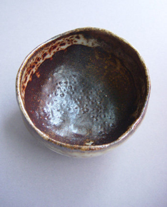 Tea Bowl, Chawan, Woodfired, George Gledhill