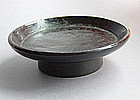 Takatsuki (Lacquer Footed Tray); Wood, Japan