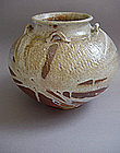 Woodfired Jar, Chatsubo; George Gledhill