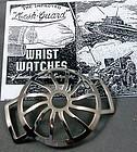 MESH-Guard Military Steel Wrist Watch Protector