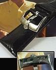 Rolex DATEJUST Series 16mm Steel Logo Buckle 20mm Black CROCODILE