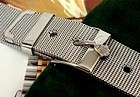 ROLEX 16mm Logo Buckle 19mm MESH METAL STRAP