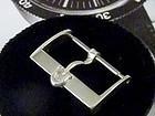 OMEGA 20mm Giant Vintage Silver Logo Buckle ACIER INOX SWISS 1958 Rare