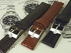 ROLEX Ladies DATE Ref. 6916 14mm Lizard Steel Logo Buckle Color Choice