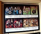BREITLING Color Brochure Chronograph Models Illustrated 1974