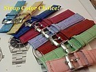 ROLEX Ladies DATE OYSTERDATE 16mm Steel Logo Buckle 19mm COLOR CHOICE