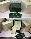 Current Model ROLEX Presentation Box & Documents 2010 Inner and outer
