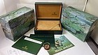 Rolex Vintage Mid-Size DATEJUST inner and ourter BOX   NOS