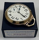 ELGIN 21j B.W. RAYMOND Streamliner Original Case and Factory Box