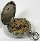 New York Watch Co. Theo E. Studley 18s #13832 Key Wind C: 1870
