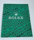 Vintage ROLEX Translation Information Brochure 12 Languages 1974
