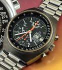 OMEGA SPEEDMASTER CHRONOGRAPH Mark 4.5 Cal. 1045 SS Deployment