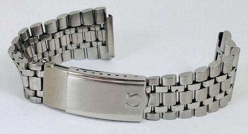 OMEGA SPEEDMASTER 861 Stainless Steel Deployment Bracelet C:1969