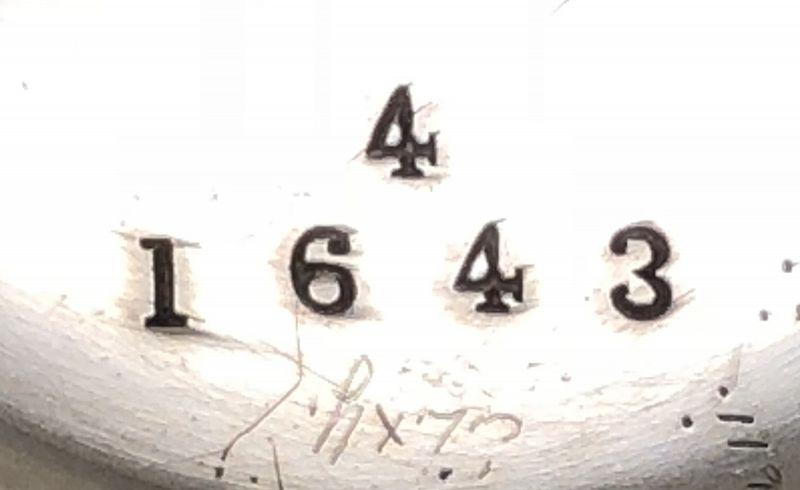 ELGIN Key Wind WILD WEST COWBOY 15j Original 4oz COIN SILVER 1873