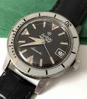 ZODIAC SEA WOLF AUTOMATIC DATE Stainless Steel 35mm C: 1960