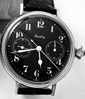 BREITLING WWII MILITARY Fly Back CHRONOGRAPH by WAKMANN 1942