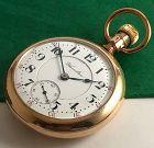 HAMILTON Grade 936 Adjusted 5 Positions 17j Gold Filled Case C: 1904