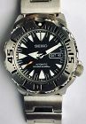 SEIKO MONSTER AIR SCUBA DIVERS Auto DAY-DATE 43mm 4986-01J0