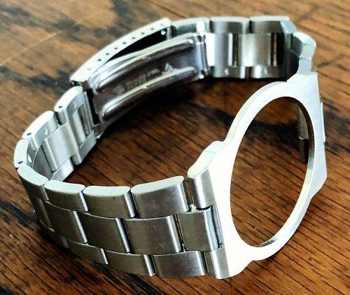 OMEGA DYNAMIC 1181/215 Men's Model Stainless 36mm Deployment Bracelet