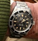 ROLEX SUBMARINER Ref. 5512 660ft Stainless Steel 26j C: 1963