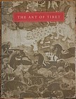 The Art of Tibet, Pratapaditya Pal, The Asia Society, 1969 book