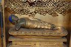 Zushi, sculpture of the death of Buddha Shakyamuni, nehan-zu, Japan