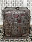 Ship's chest or funa dansu, Japan, Edo period
