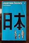 Book: Chie Nakane, Japanese Society, 1981
