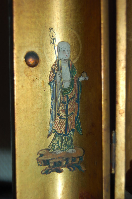 Zushi with Kannon, Japan, Edo period