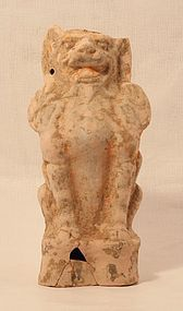 Tang Dynasty earth spirit figure