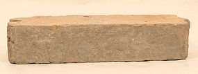 Ancient Chinese Han Dynasty Terracotta Brick 2 available