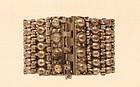 Middle Eastern Nickel plated Copper Bracelet