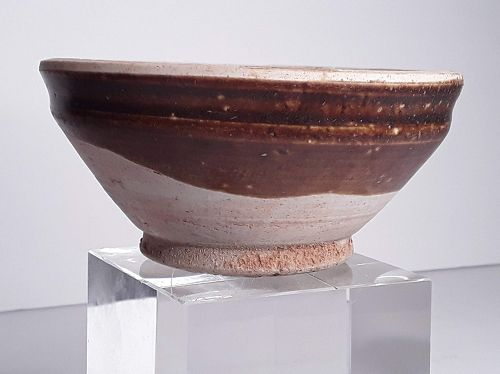 A Fuqingyao Stoneware Tea Bowl Diameter 4 inches.