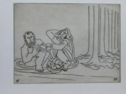 "Ben Zion ""Gilgamesh ""XIV"