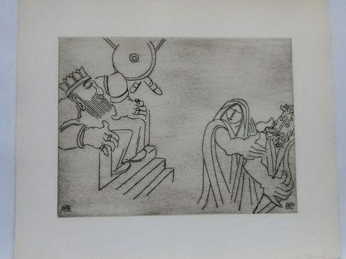 "Ben Zion ""Gilgamesh "" XVIII"