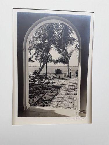 Samuel H Gottscho silver gelatin photograph of Chadwick, residence
