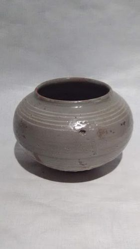 Korean Joseon Dynasty inlaid Jar