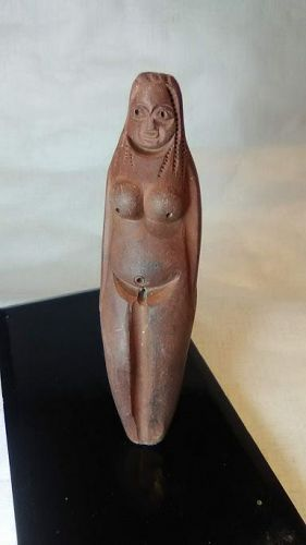 "Alexander Ney Russian American contemporary sculptor ""Nude Woman"""