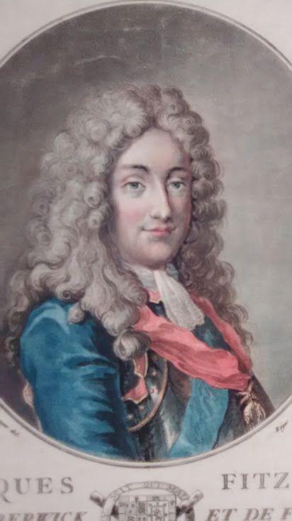 James Fitzjames 1670-1733, 1st Duke of Berwick