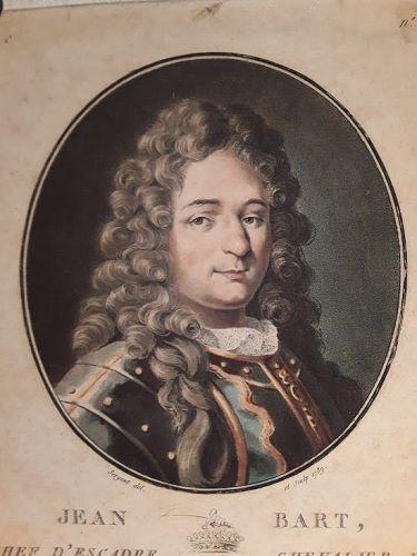 Jean Bart 1651-1702, 1789 by Antoine Louis Francois Sergent-Marceau