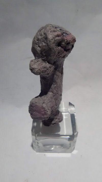 "Michael Lee Ford folk - Outsider Prison art ""Dancing figure"" sculpture"