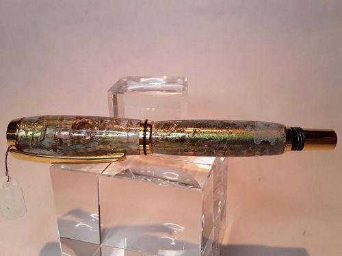 Handmade rollerball Cactus writing pen