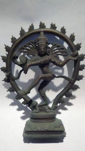 Antique - Vintage Shiva Nataraja bronze figure