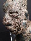 Pre Columbian Olmec Style Stone or Jade Hunch back figure