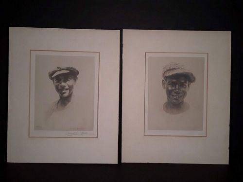 Frederick H Swoffer Prints of Boys