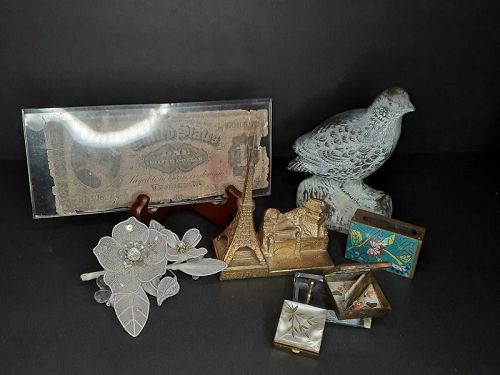 Ancient ethnic and American group lot