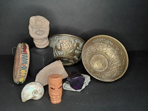 Ethnic and Ancient assorted Group lot