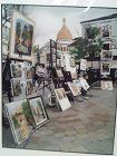 """Garry Seidel """"ART IN MONTMARTRE"""" PARIS, FRANCE Photograph"""